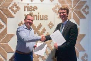Pasirašyta bendradarbiavimo sutartis su Ukrainos Fintech asociacija